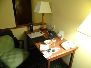 Hotel Room 1b