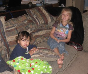 Rashad and Kaleigh