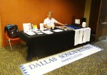 Bobby Montgomery at DSA Booth