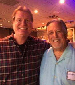 Larry Beaird and DSA President, Michael Brandenberger