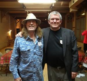 Dan Roark and Roy Elkins