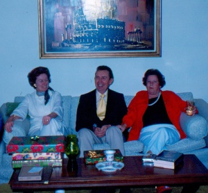 Marie, D.B. (Daniel), and Mary Lou