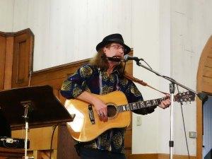 Dan Roark show at FUMC 1-31-'16 f