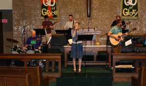 Christ Alive Band with JR Byrd 2