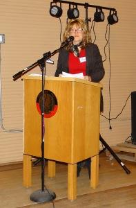 Barbe McMillen - DSA President Emeritus