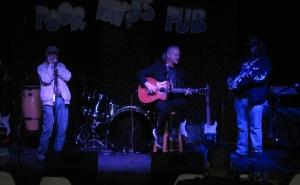 Brad Blackwood, Scott Thornton, and Tin Man Travis