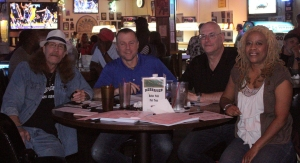 Judges, Dan Roark, Pete Cormican, Lonny Schonfeld, Tanya Houston (not pictured, Larry Cooper)
